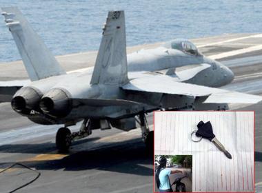 NÓNG 24h: Chiêu 'thôi miên bằng chữ viết' cướp tài sản; Máy bay chiến đấu Mỹ rơi ở Thái Bình Dương