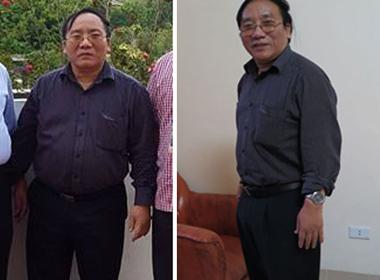 Cách detox 12 ngày giảm 10 kg của Trần Đăng Khoa