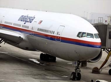 Máy bay của Malaysia Airlines gặp sự cố về kỹ thuật