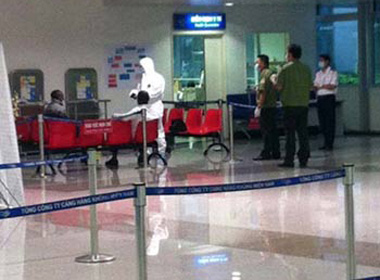3 người Việt Nam trở về từ vùng dịch Ebola đã xuất viện
