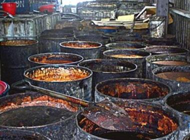 TP HCM thu hồi hai loại thịt hộp Đài Loan chứa dầu ăn bẩn