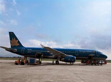 Bão số 3: Vietnam Airlines lùi giờ và hủy nhiều chuyến bay