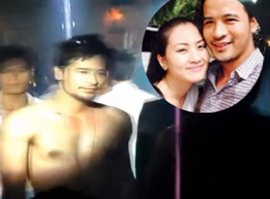 Chồng sắp cưới của Ngọc Lan lộ clip diễn ở bar gay