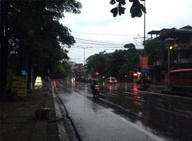 Bão số 3: Quảng Ninh, Hải Phòng đã có mưa to, gió mạnh