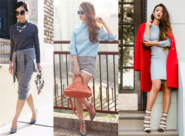 Street style đơn giản mà quyến rũ 'khó cưỡng' của quý cô châu Á