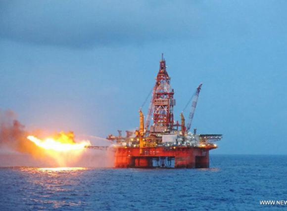 Tình hình Biển Đông sáng 16/9: Trung Quốc tuyên bố tìm thấy mỏ khí đốt ở Biển Đông