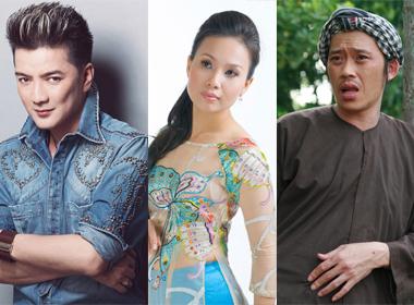 Điểm danh những đại gia giàu có nhất nhì showbiz Việt