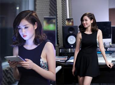 Tâm Tít xinh đẹp trở lại showbiz sau scandal tình ái với Thế Bảo