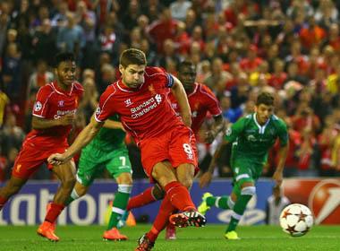 Liverpool - Ludogorets: Khoảnh khắc của 5 năm