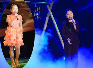 Giọng hát Việt nhí 2014: 2 'ẩn số' khó đoán của đội anh hai Lam Trường