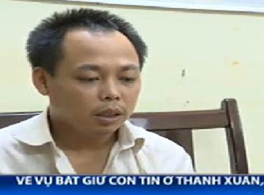 Sự thật tin đồn CA Hà Nội bắt nhầm kể khống chế con tin