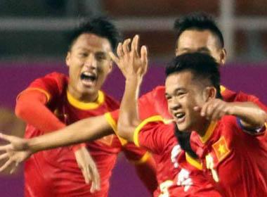 Olympic Việt Nam chính thức lọt vào vòng 16 đội tại Asiad 17