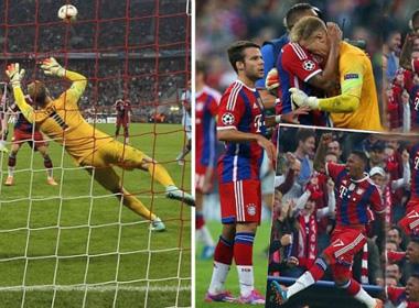 Cập nhật sáng 18/9: Bayern và Barca thắng nhờ hậu vệ. Xavi cân bằng kỷ lục của Raul
