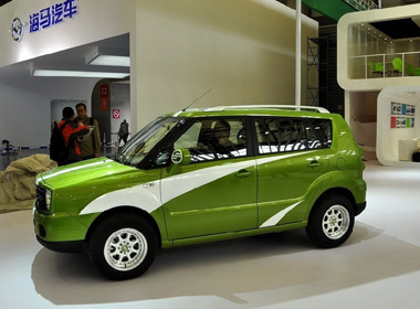 Top 10 chiếc xe năng lượng mới với giá rẻ nhất ở Trung Quốc
