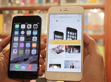iPhone 6 và iPhone 6 Plus đầu tiên về Việt Nam