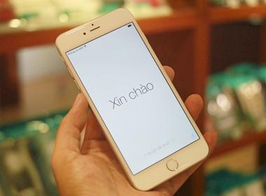 iPhone 6 Plus 128 GB giá 79 triệu đồng tại Việt Nam