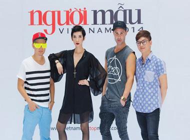 Vietnam's Next Top Model 2014: Giám khảo thay đổi vào phút chót