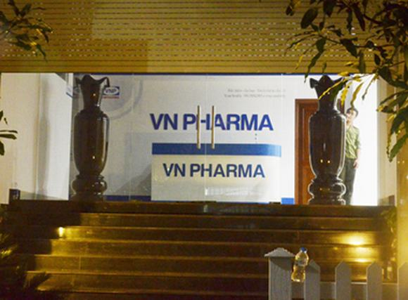 Ông chủ công ty VN Pharma vừa bị bắt là ai?