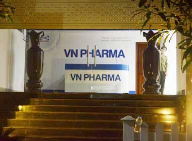 Tổng giám đốc công ty VN Pharma bị bắt