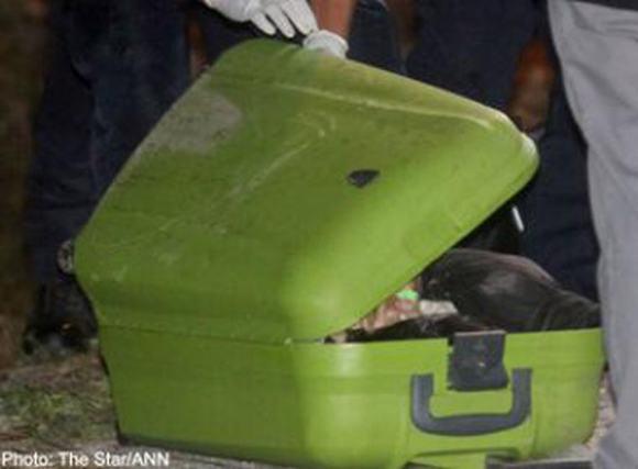Thiếu nữ cùng bạn trai giết mẹ đẻ nhét xác vào vali vì bị cấm yêu