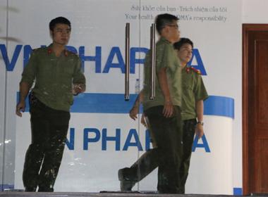 Vụ buôn lậu ở Cty VN Pharma: Bắt thêm nhân vật quan trọng