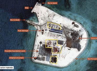 Trung Quốc có thể dùng Gạc Ma làm bàn đạp tấn công