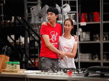 Vua đầu bếp 2014 tập 10: Thanh Dương bị loại