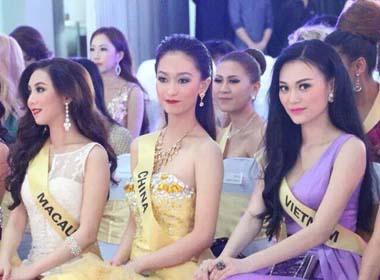 Hoa hậu quốc tế 2014: Phần trình diễn chuyên nghiệp của Cao Thùy Linh