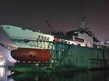 Tình hình biển Đông sáng 22/9: TQ tiếp tục đưa hàng loạt tàu chấp pháp cỡ lớn xuống biển