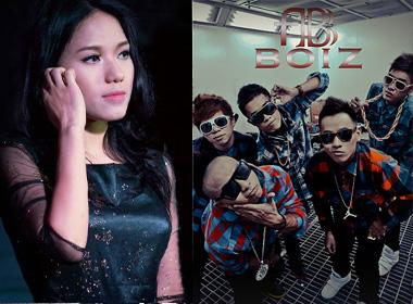 Thùy Chi, FB Boiz 'tái xuất' trong Bài hát Việt tháng 9