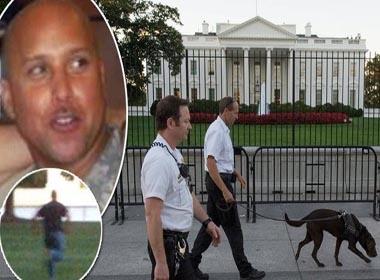 Cựu chiến binh trong chiến tranh Iraq bị bắt khi xâm nhập Nhà Trắng