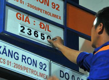 Đà Nẵng cấm bán xăng Mogas 92 từ ngày 1/11