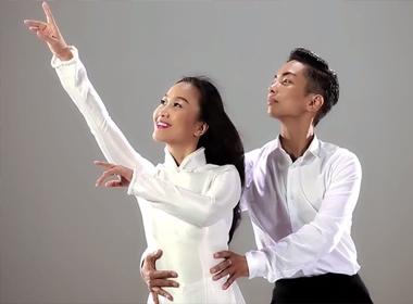 Bước nhảy hoàn vũ nhí 2014: Đoan Trang và Phan Hiển làm MV cùng học trò