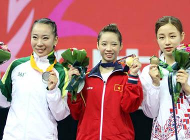 Thể thao Việt Nam và những thất bại đáng tiếc tại Asiad 17