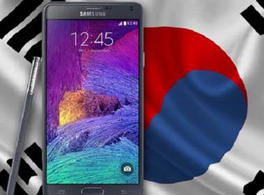 Samsung sẽ bán Galaxy Note 4 sớm hơn dự kiến