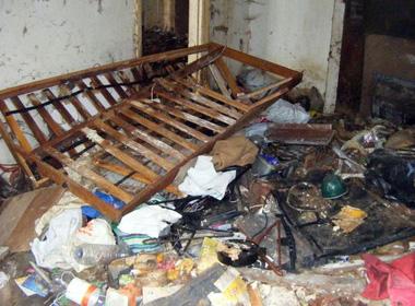 Cất giữ 144 tấn rác thải trong nhà trong vòng 40 năm