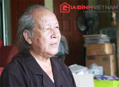 Cụ ông 82 tuổi sinh con: Tỏ tình với nữ cử nhân 27 tuổi bằng thơ
