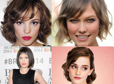 6 kiểu tóc ngắn tuyệt đẹp của Sao mà bạn muốn thử