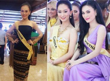 Thi hoa hậu chui, Cao Thùy Linh sẽ bị phạt 30 triệu