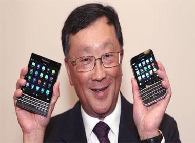 BlackBerry Passport hướng tới người dùng là doanh nhân