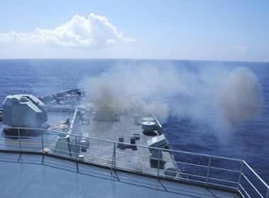 Tình hình biển Đông chiều 25/9: Trung Quốc huấn luyện bắn đạn thật ở Biển Đông