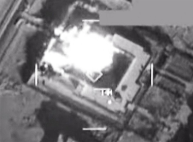 Mỹ không kích các nhà máy lọc dầu ở Syria