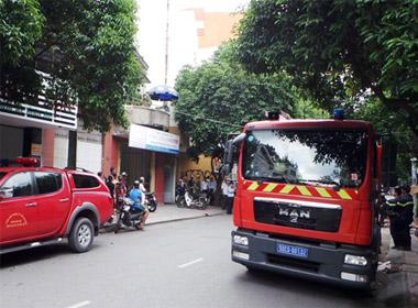 Nổ bình gas ở trung tâm Sài Gòn, một Việt kiều tử vong