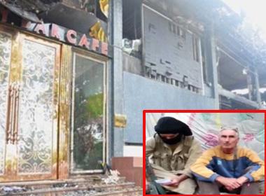 NÓNG 24h: Cháy bar Luxury ở Hà Nội; Con tin người Pháp bị phiến quân Hồi giáo cắt đầu