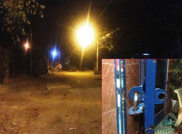 Trộm làm rơi két sắt chứa tiền tỷ giữa phố Sài Gòn
