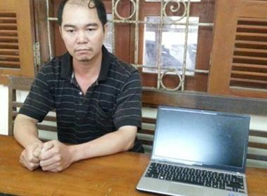 Kẻ cạy cốp xe trộm tài sản trong Lotte Center Hanoi bị bắt