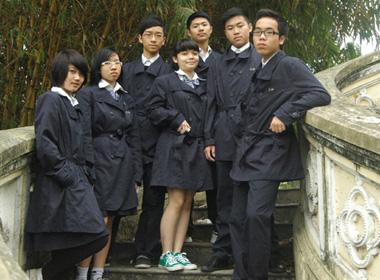 Những đồng phục hiện đại, tiền triệu của teen Hà Nội