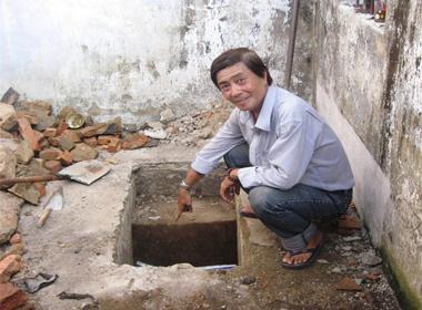 Căn hầm bí mật che giấu Đại tướng Nguyễn Chí Thanh được phát hiện