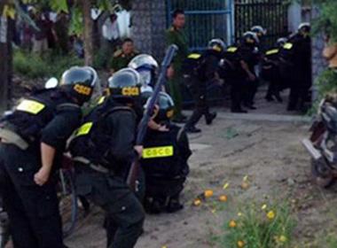 Giang hồ đấu súng với cảnh sát: 7 đối tượng bị bắt vì tội đánh bạc