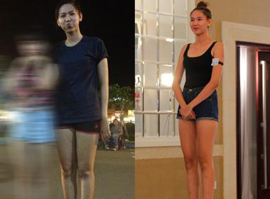 Vietnam's next top model 2014: Yến Nhi – Cô gái giảm 10kg với quyết tâm chiến thắng